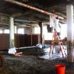 Asbestos Removal Transforming Carter Carburetor Building