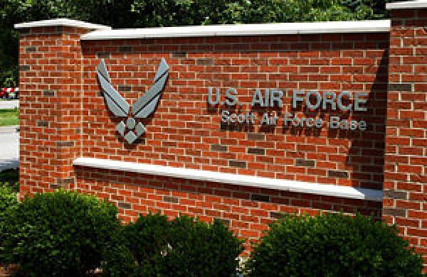 Scott Air Force Base Cardinal Creek Housing Demolition