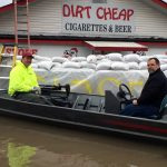 Owners of Dirt Cheap saved by sandbags in Alton, IL